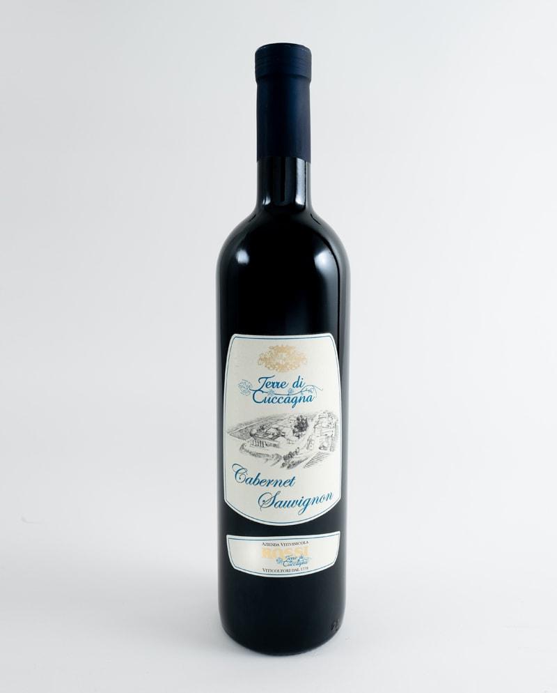 Cabernet Sauvignon Colli Piacentini - Rossi Terre di Cuccagna